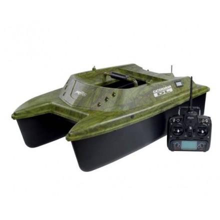bateau amorceur anatec catamaran s graupner mx12