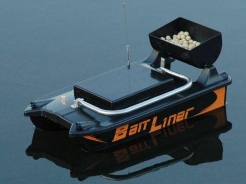 bateau amorceur bait liner