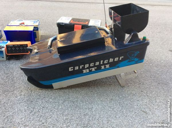 bateau amorceur d'occasion