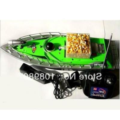 bateau amorceur drone