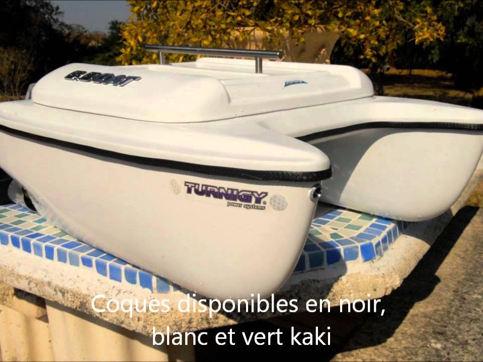 bateau amorceur e boat