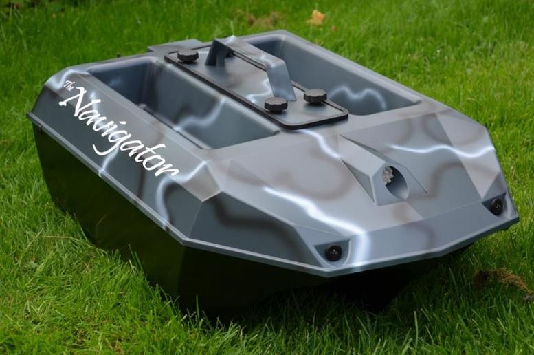bateau amorceur maverick