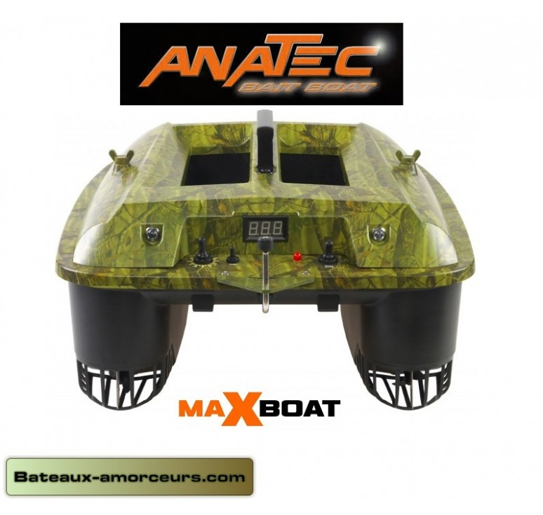 bateau amorceur maxboat