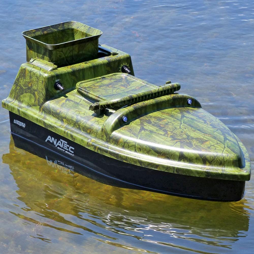 bateau amorceur monocoque