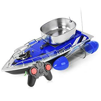bateau amorceur pour peche mer