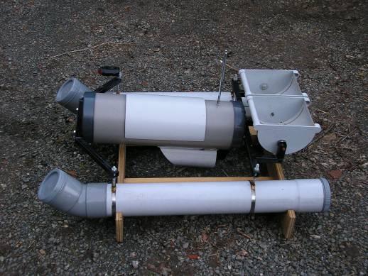 bateau amorceur pvc 2 moteurs