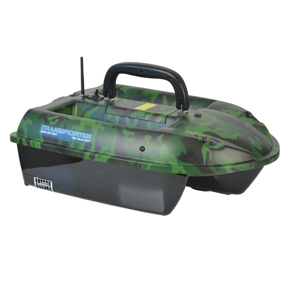 bateau amorceur quad transporter