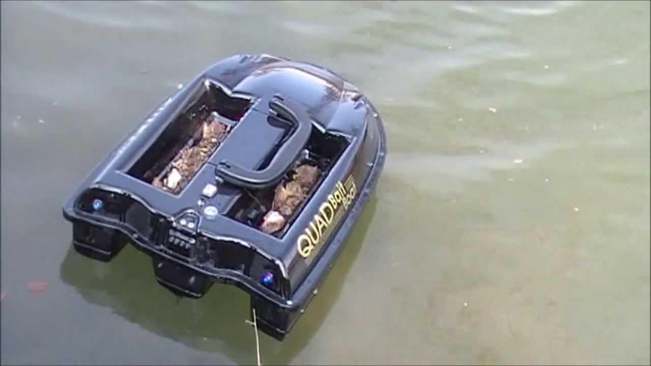 bateau amorceur quad v1