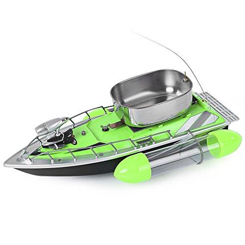 bateau amorceur technicat