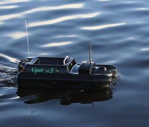 bateau amorceur viper mk3