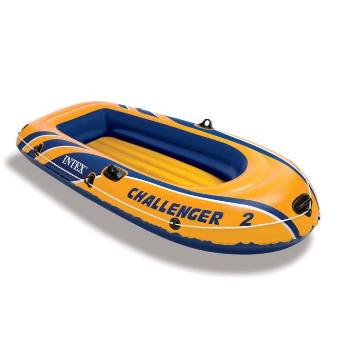 bateau gonflable 2 places avec rames