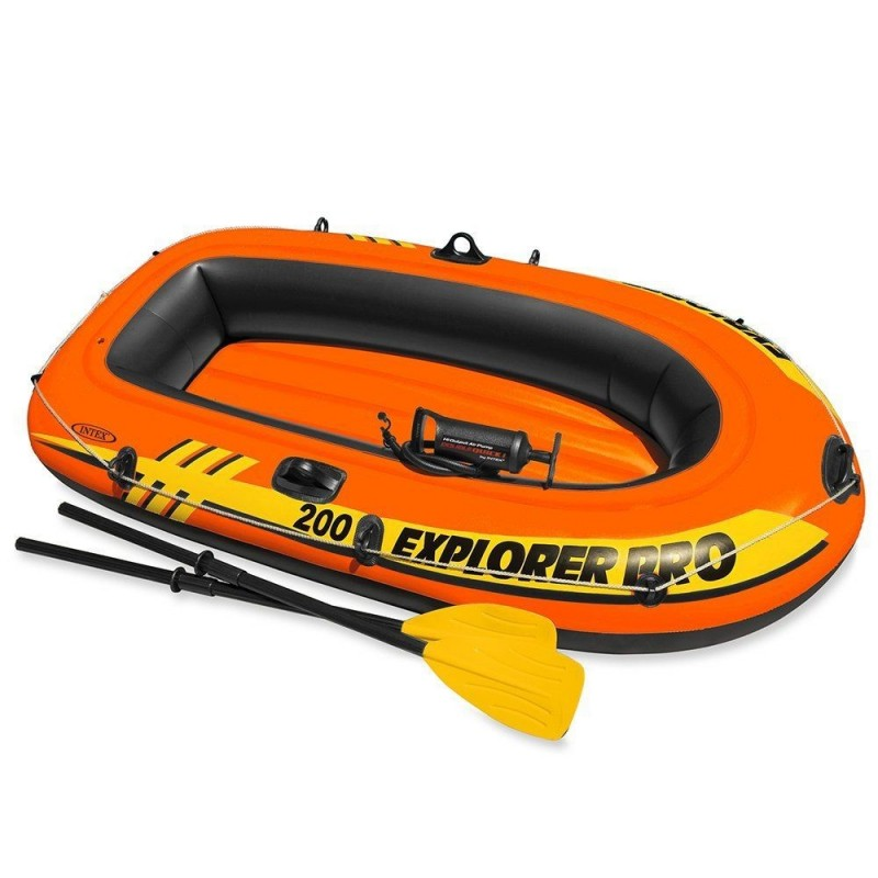 bateau gonflable 2 places explorer pro 200 intex