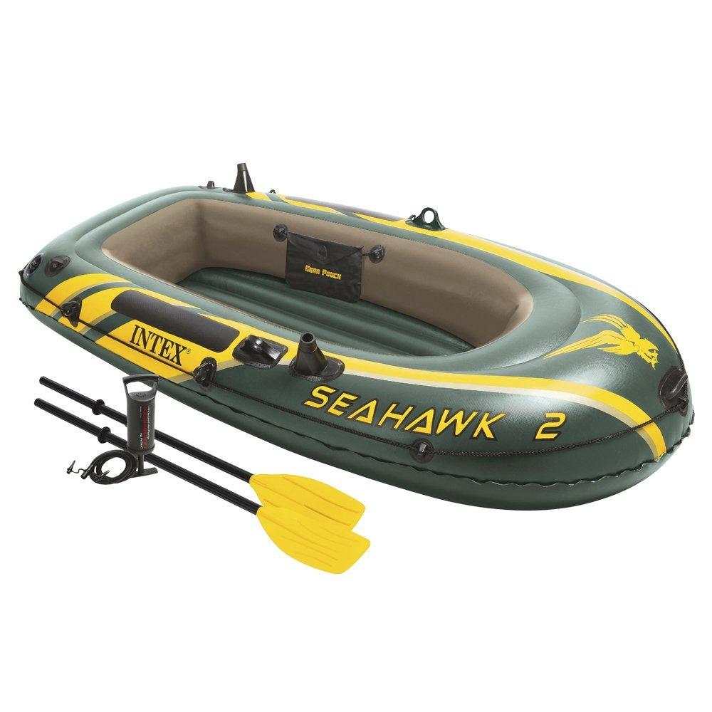 bateau gonflable 2 places seahawk 200 intex