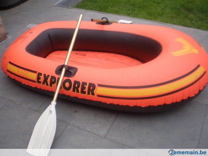 bateau gonflable 2ememain