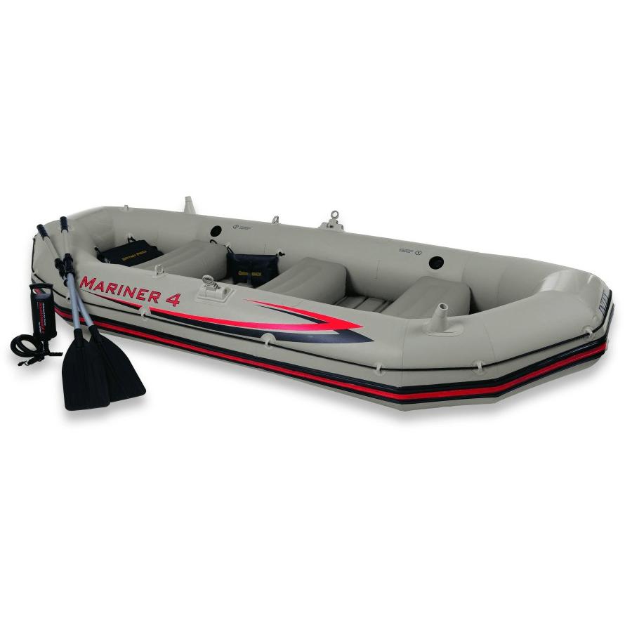 bateau gonflable 4 places occasion