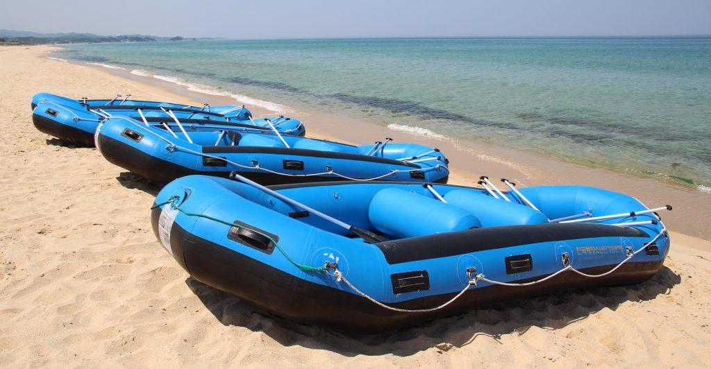 bateau gonflable 5 personnes