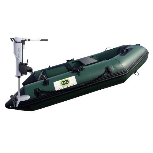 bateau gonflable a moteur electrique