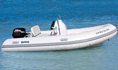 bateau gonflable a moteur sans permis