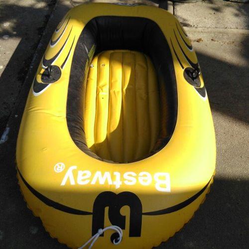 bateau gonflable bestway 200