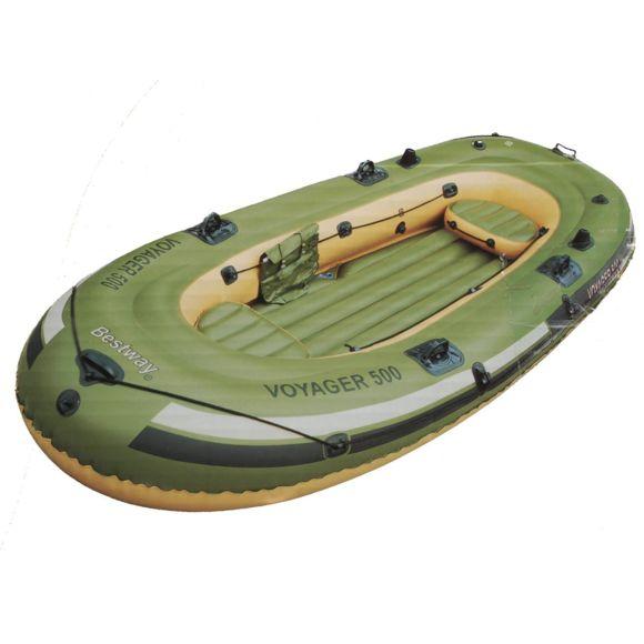bateau gonflable bestway voyager 500