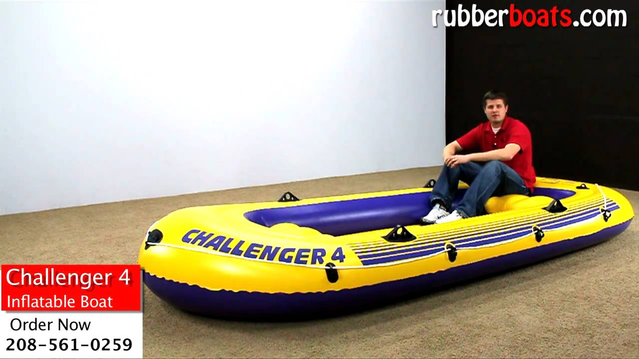 bateau gonflable challenger 400