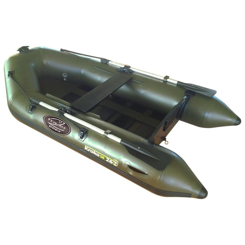bateau gonflable de peche