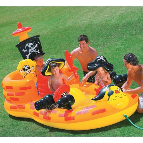 bateau gonflable electrique pour piscine