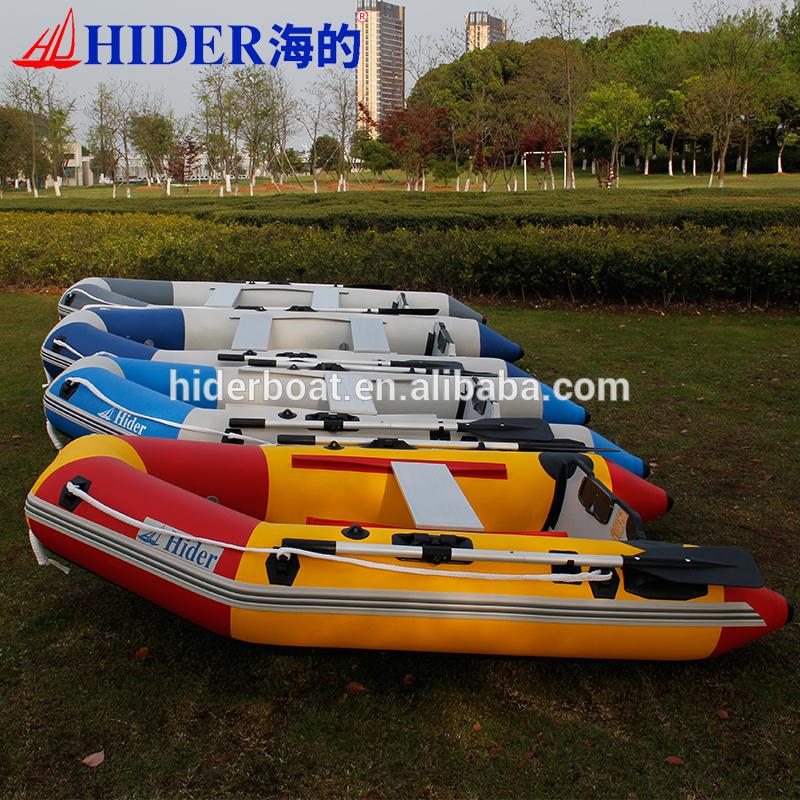 bateau gonflable en allemand