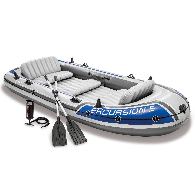 bateau gonflable excursion 5