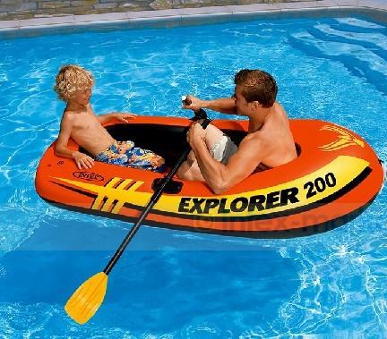 bateau gonflable explorer 200