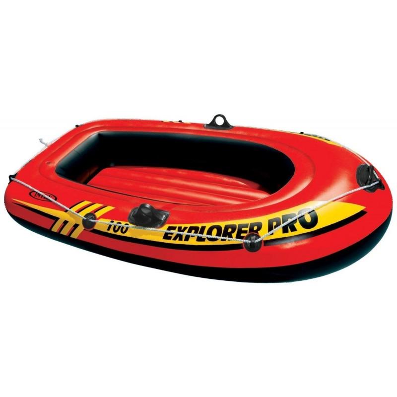 bateau gonflable explorer pro 100