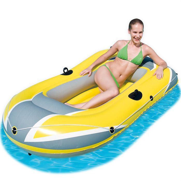 bateau gonflable fille