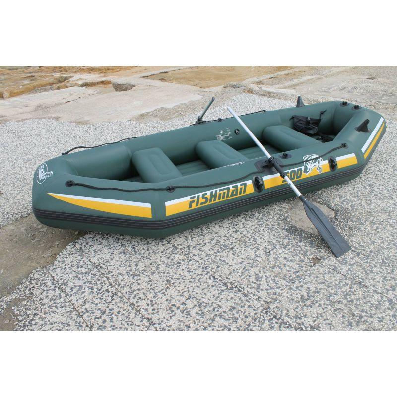 bateau gonflable fishman 500