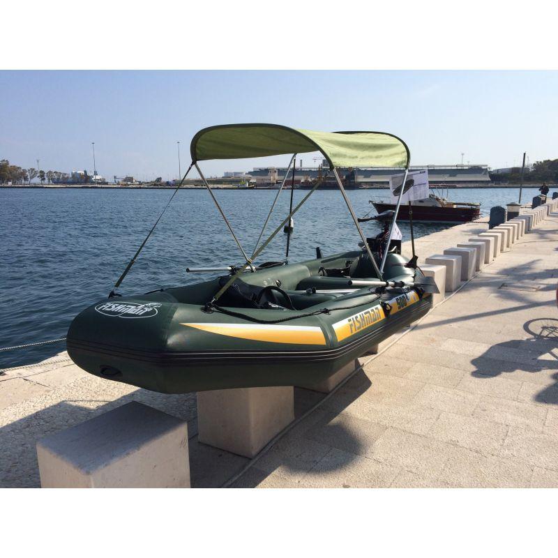 bateau gonflable fishman ii 500