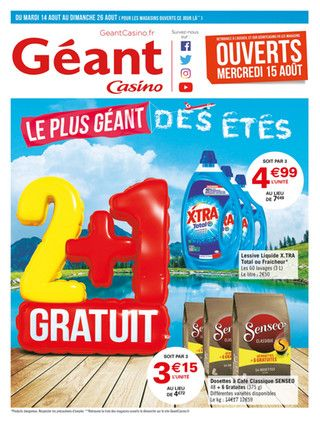 bateau gonflable geant casino