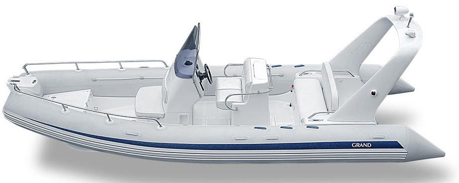 bateau gonflable grand