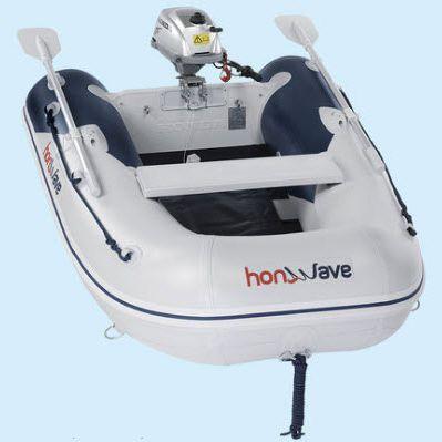 bateau gonflable honda