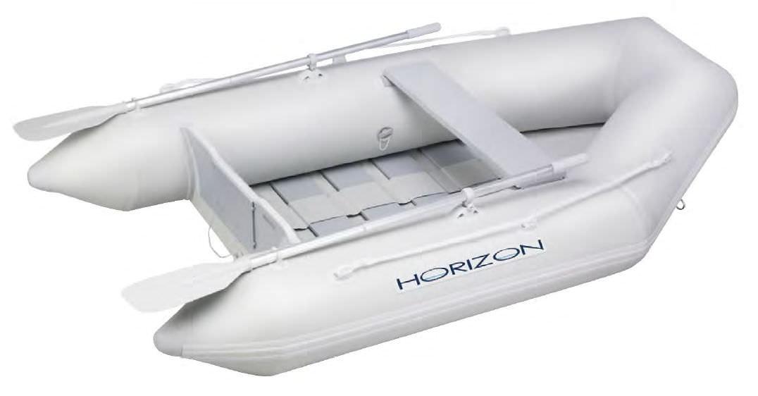 bateau gonflable horizon