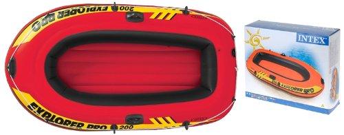 bateau gonflable intex 200