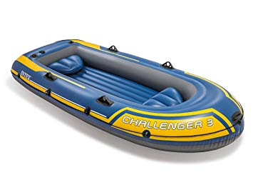 bateau gonflable intex challenger 3