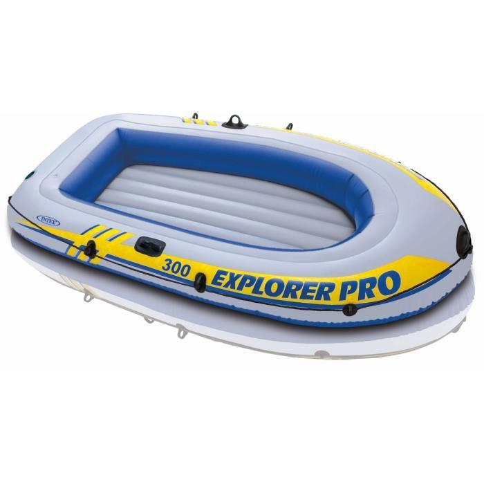 bateau gonflable intex explorer 300