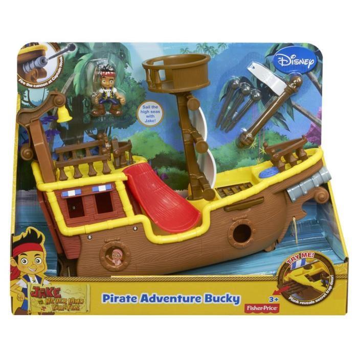 bateau gonflable jack le pirate