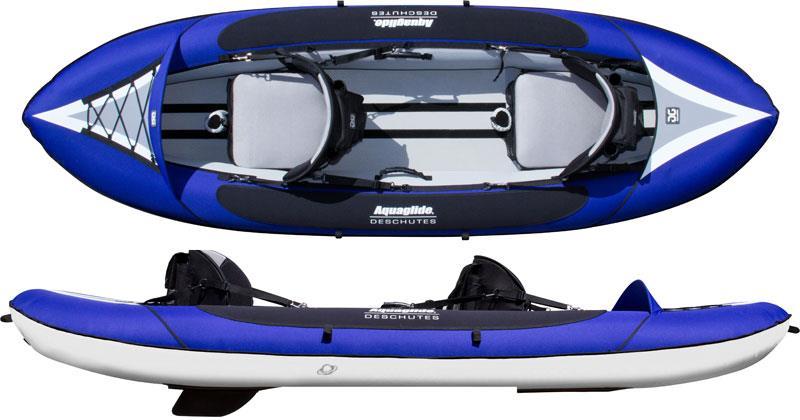 bateau gonflable kayak