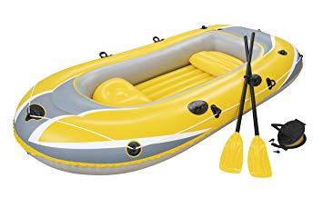 bateau gonflable ligne raft