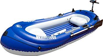 bateau gonflable loisir