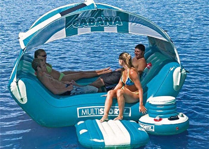 bateau gonflable mer