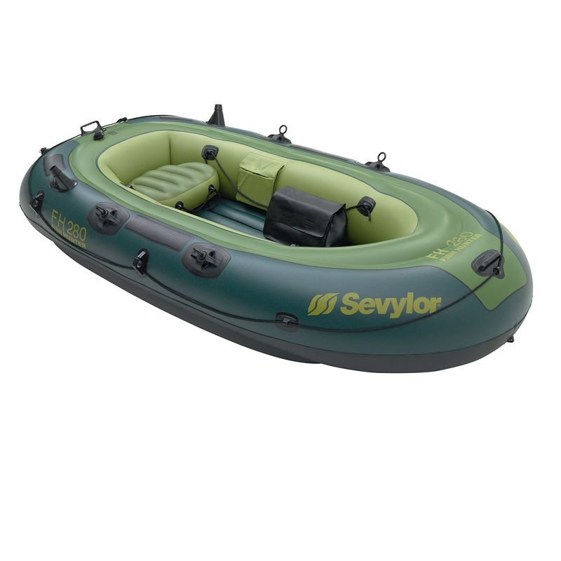 bateau gonflable peche decathlon