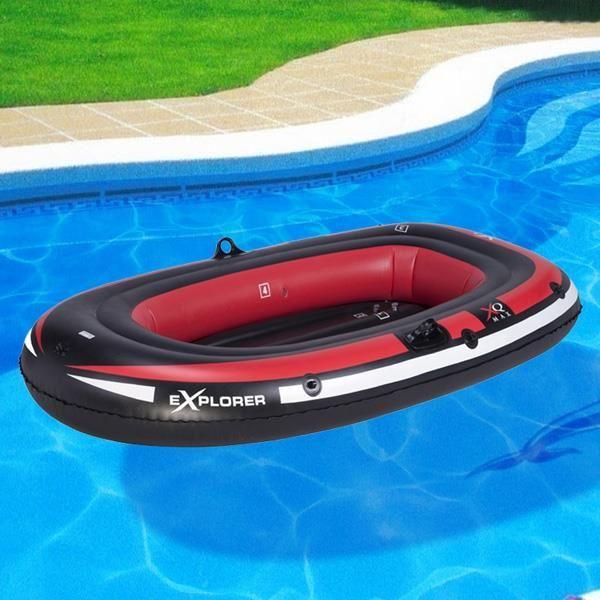 bateau gonflable pour piscine