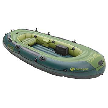 bateau gonflable rabat