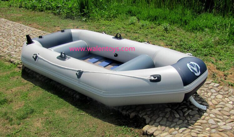 bateau gonflable riviere